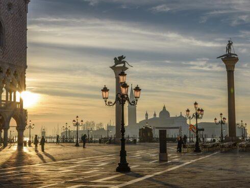 Szent Márk tér, Velence, Olaszország