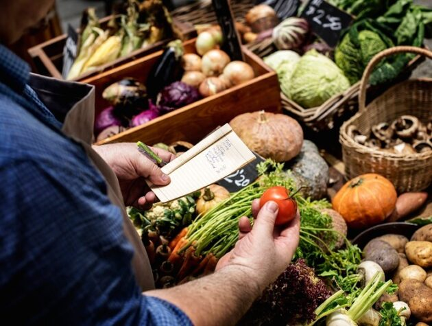 Termelői piac Székesfehérvár